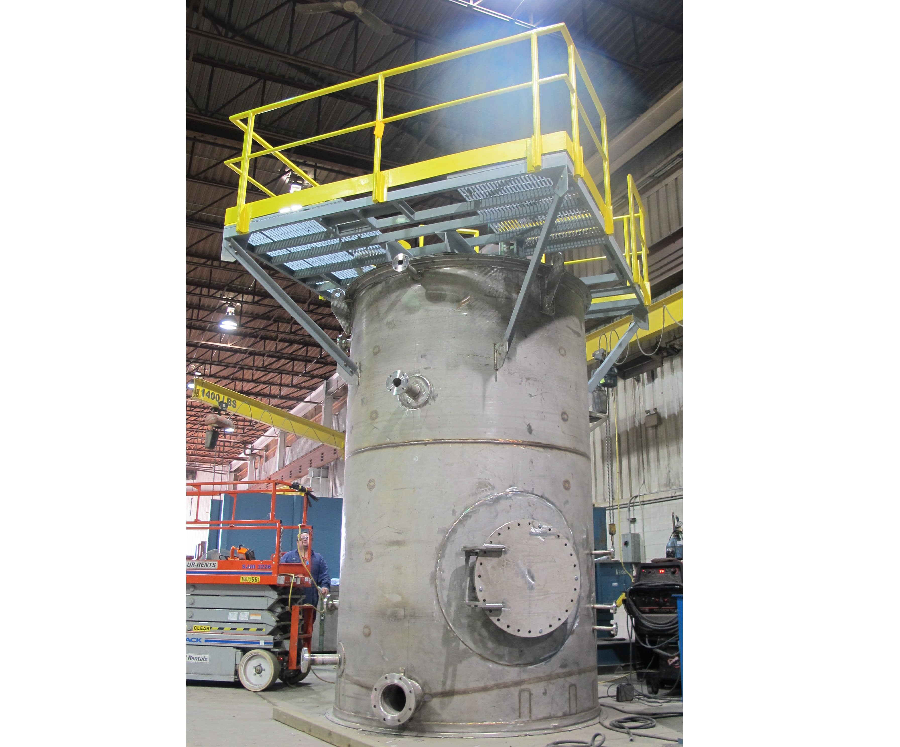 API Tanks | Steelcraft Inc. | Provider of Steel Products and OEM Manufacturing in Ontario