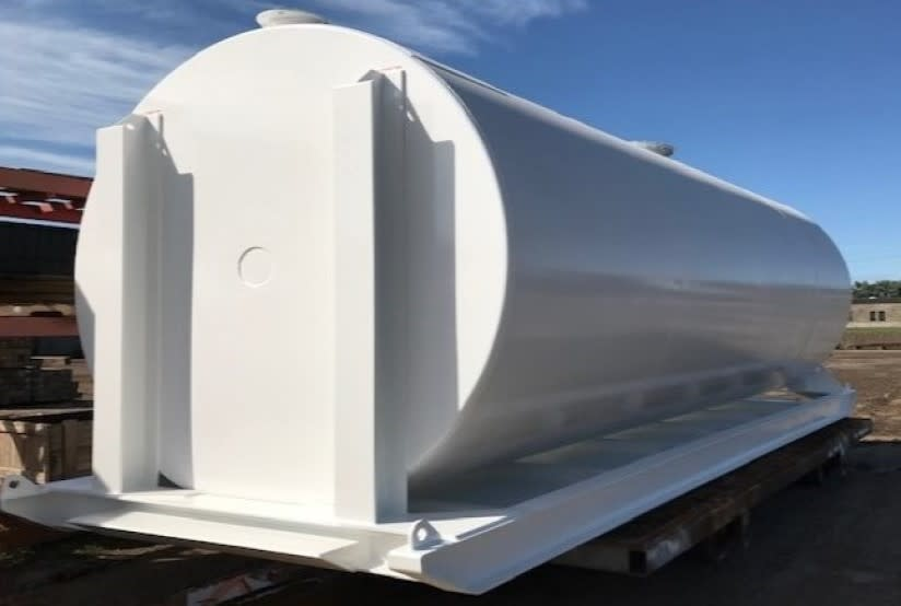 Aboveground Storage Tanks, Steelcraft