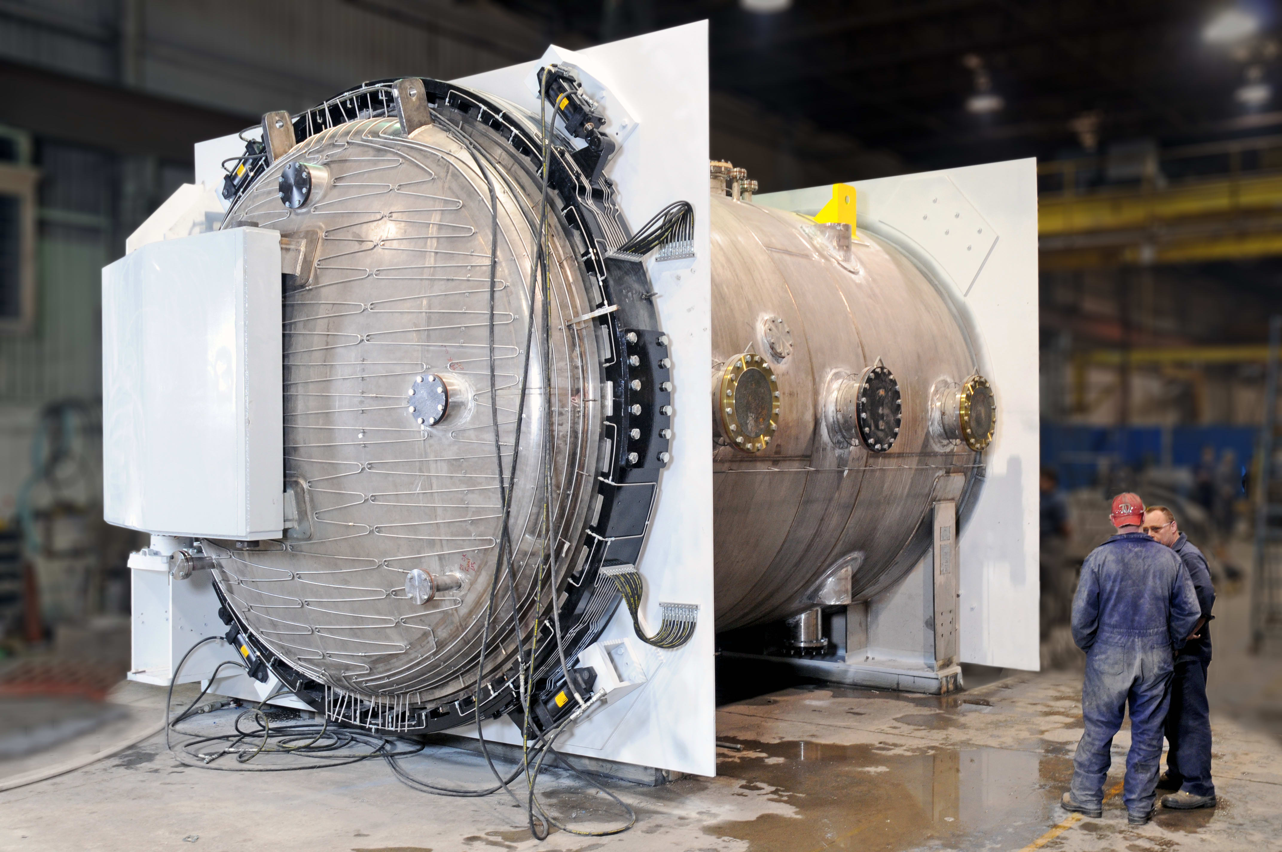 Autoclave | Steelcraft Inc. | Provider of Steel Products and OEM Manufacturing in Ontario