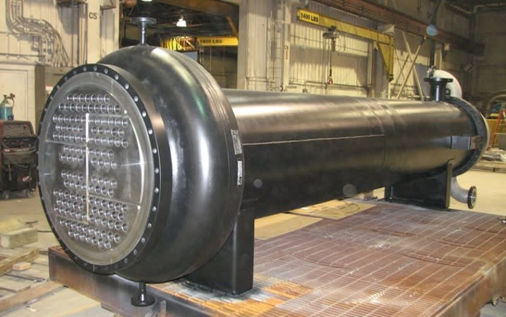 Heat Exchanger | Steelcraft Inc. | Provider of Steel Products and OEM Manufacturing in Ontario