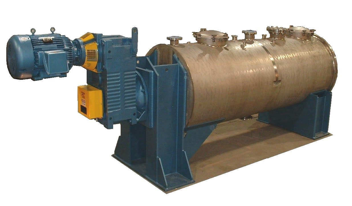 Vacuum Blenders, Steelcraft Inc., Provider of Steel Products and OEM Manufacturing in Ontario
