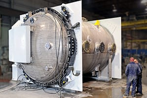 Autoclaves & Doors, Steelcraft Inc., Steel engineering and Fabrication Supplier in Ontario, Canada